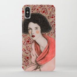 Anastasia iPhone Case
