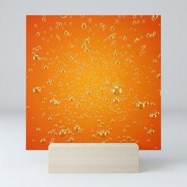 Orange Soda Mini Art Print