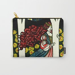 Forest Princess Carry-All Pouch