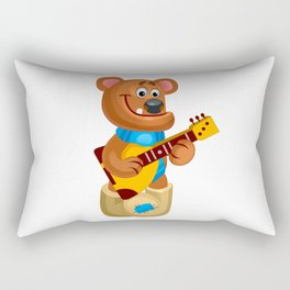 from Siberia with love Rectangular Pillow
