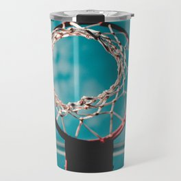 basketball hoop 6 Travel Mug