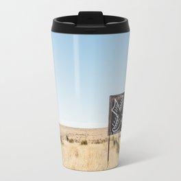 Leaving Marfa Travel Mug