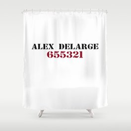 655321 Shower Curtain