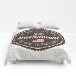 Second Amendment Comforters