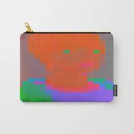 Robot Boy Carry-All Pouch