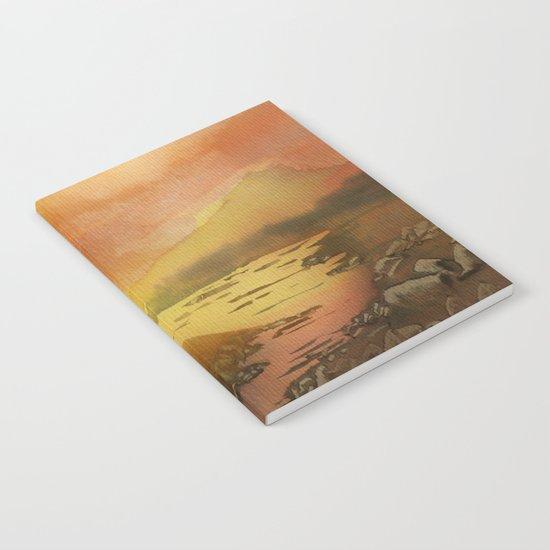 Calling The Sun XIX Notebook