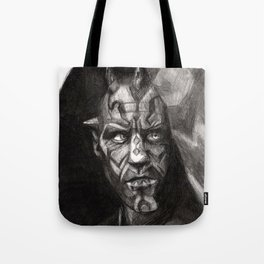 Darth Maul Tote Bag