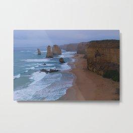 Australian Coastline 5 Metal Print