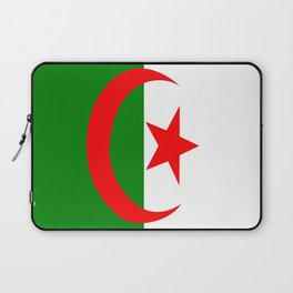 Flag of Algeria Laptop Sleeve