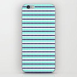 Chatons bleu iPhone Skin