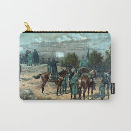 Battle Of Chattanooga - Missionary Ridge Carry-All Pouch