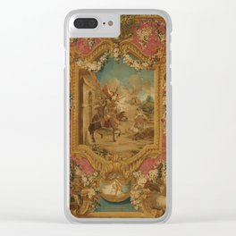 Don Quixote Clear iPhone Case