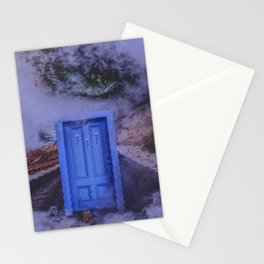 Door Of Pure Destinies  Stationery Cards