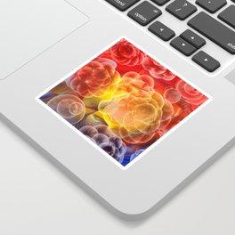 Flowers I Sticker