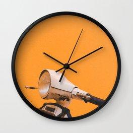 Vintage Italian Motorbike Wall Clock