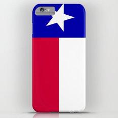 Texas Flag iPhone 6 Plus Slim Case