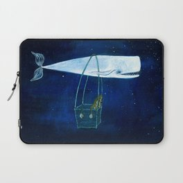 Flying the ocean Laptop Sleeve