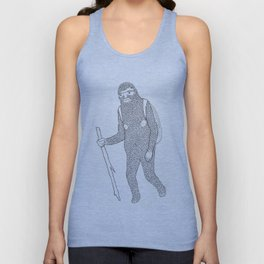 Hitch Hiking Unisex Tank Top