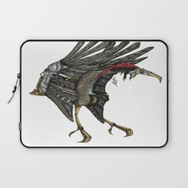 Steampunk Stork Laptop Sleeve