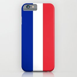 Flag of France iPhone Case