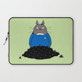 The Trouble With Sprites - Blue Shirt Version Laptop Sleeve