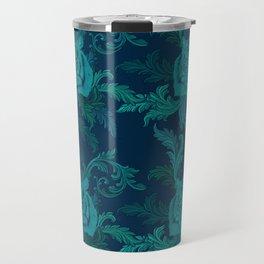 Tiger Greenery Travel Mug