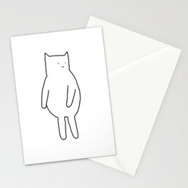Cat 67 Stationery Cards