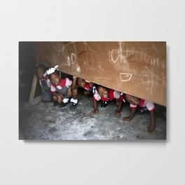 The Children of Crista College Metal Print