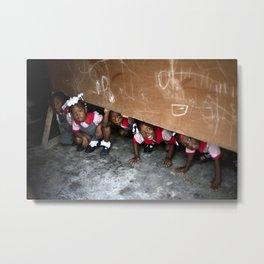 The Children of Crista College Metal Print