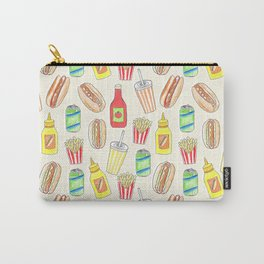 Fast Food Carry-All Pouch