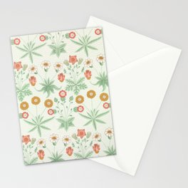 Daisy by William Morris, 1864 Stationery Cards