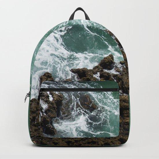Green Ocean Atlantique Backpack