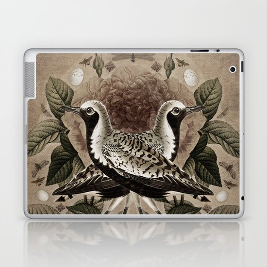 Pluvialis squatarola Laptop & iPad Skin