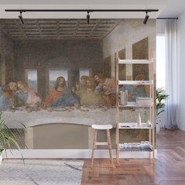 Leonardo da Vinci - L'Ultima Cena di Wall Mural