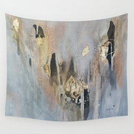 Over Black 3 Wall Tapestry