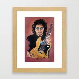 Tony Iommi Framed Art Print