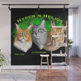 Hyper n Helios Wall Mural