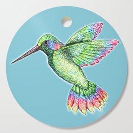 Hummingbird Cutting Board