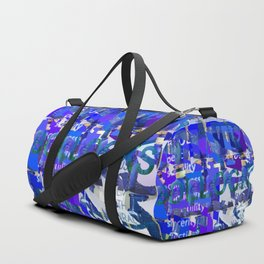 WHAT'S THIS 11 Duffle Bag