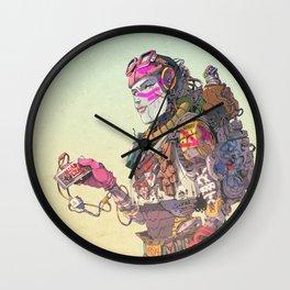 B.E.L.E Wall Clock