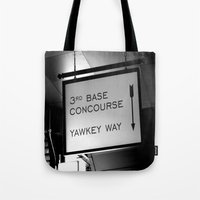 boston Tote Bags featuring Boston by Gold Street Photography