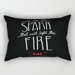 the SPARK Rectangular Pillow