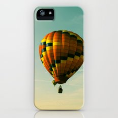 Touching The Tree Tops iPhone (5, 5s) Slim Case