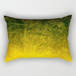 Forgotten Gardens #18 Rectangular Pillow