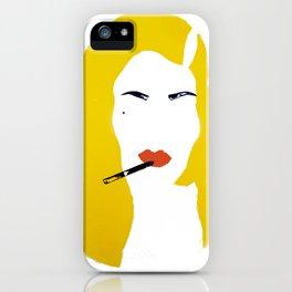 Hilda iPhone Case