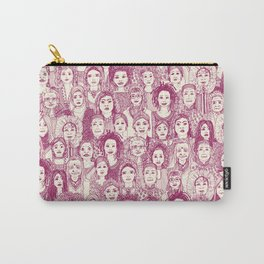 WOMEN OF THE WORLD CHERRY Carry-All Pouch