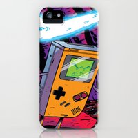 The Legend of Gameboy Slim Case iPhone (5, 5s)