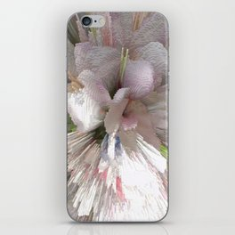 Abstract apple tree iPhone Skin