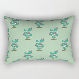 Ni Santas Ni Putas Solo Mujeres Rectangular Pillow