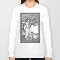 archer Long Sleeve T-shirts featuring Archer by Laura-A